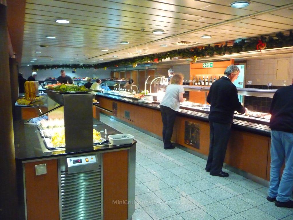 7 Seas Buffet Restaurant on King Seaways