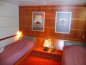 Commodore De Luxe Cabin