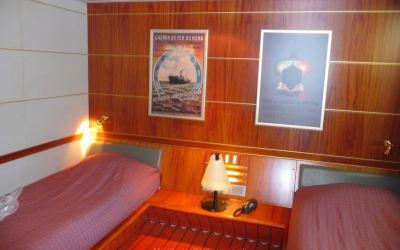 Commodore De Luxe Cabin