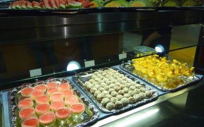 Desserts on King Seaways