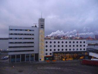 Felison Terminal, Ijmuiden