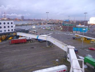 Ijmuiden port
