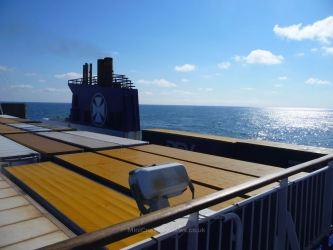 Cargo on Sirena Seaways