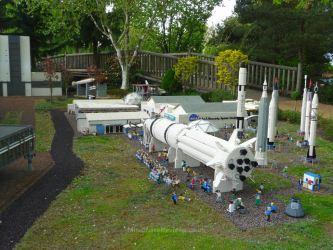 NASA launch at LEGOLAND