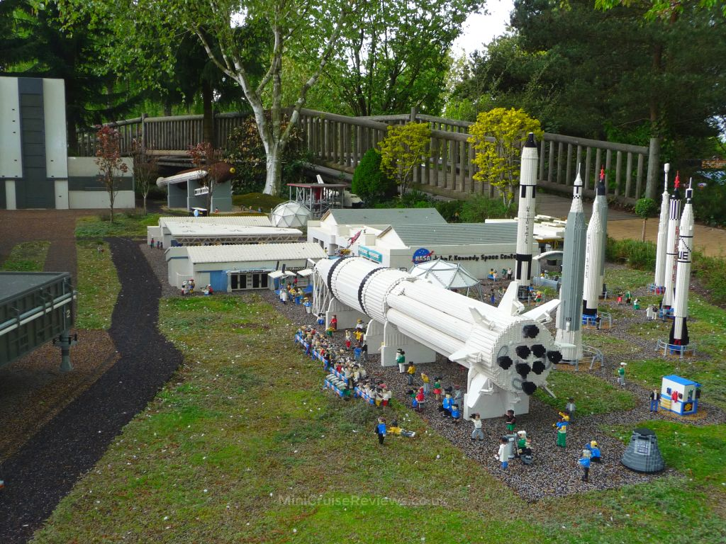 NASA launch at LEGOLAND