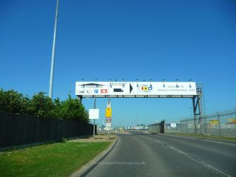 Port entrance
