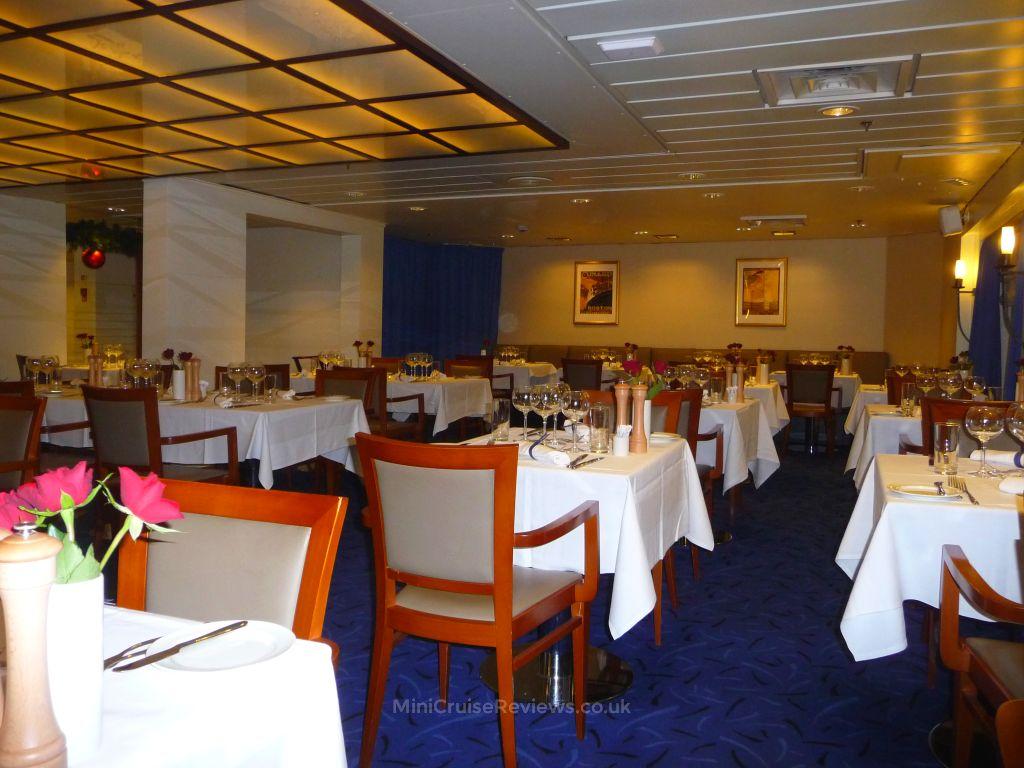 Blue Riband Restaurant