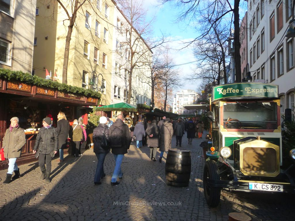Christmas Markets by day