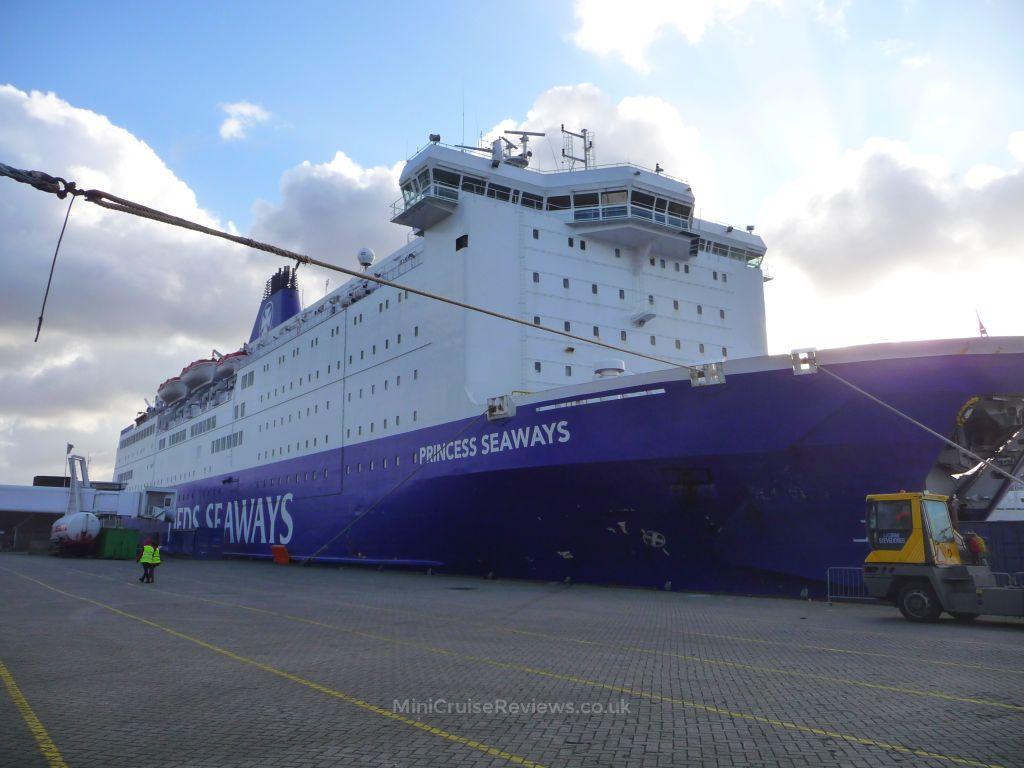 Princess Seaways Review Mini Cruise Reviews