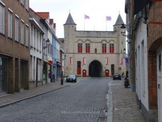 A Gate into Bruges
