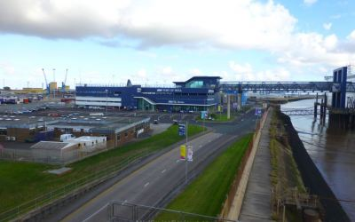 ABP Port of Hull Terminal 1