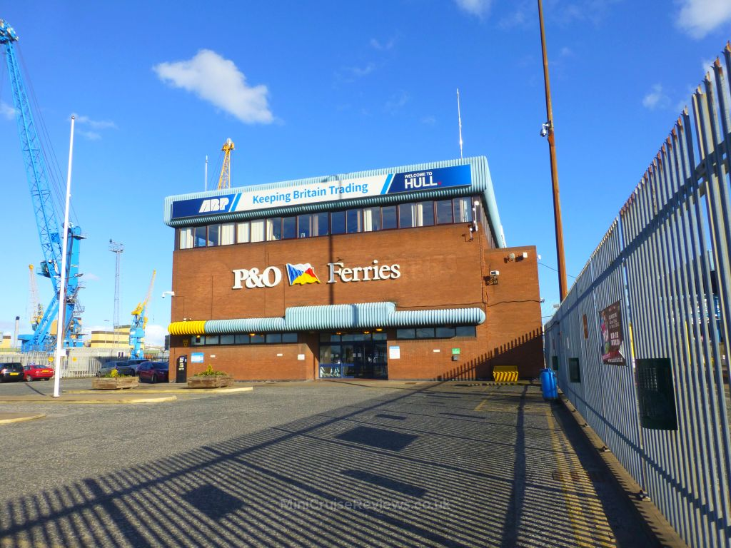 ABP Port of Hull Terminal 2
