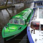 Canal tour of Amsterdam