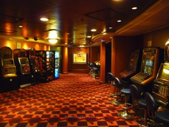 Casino and Games Room