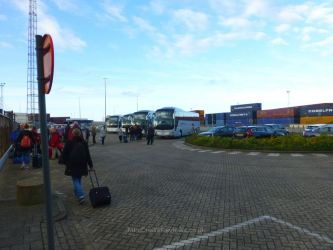 Coach transfers destined for Bruges