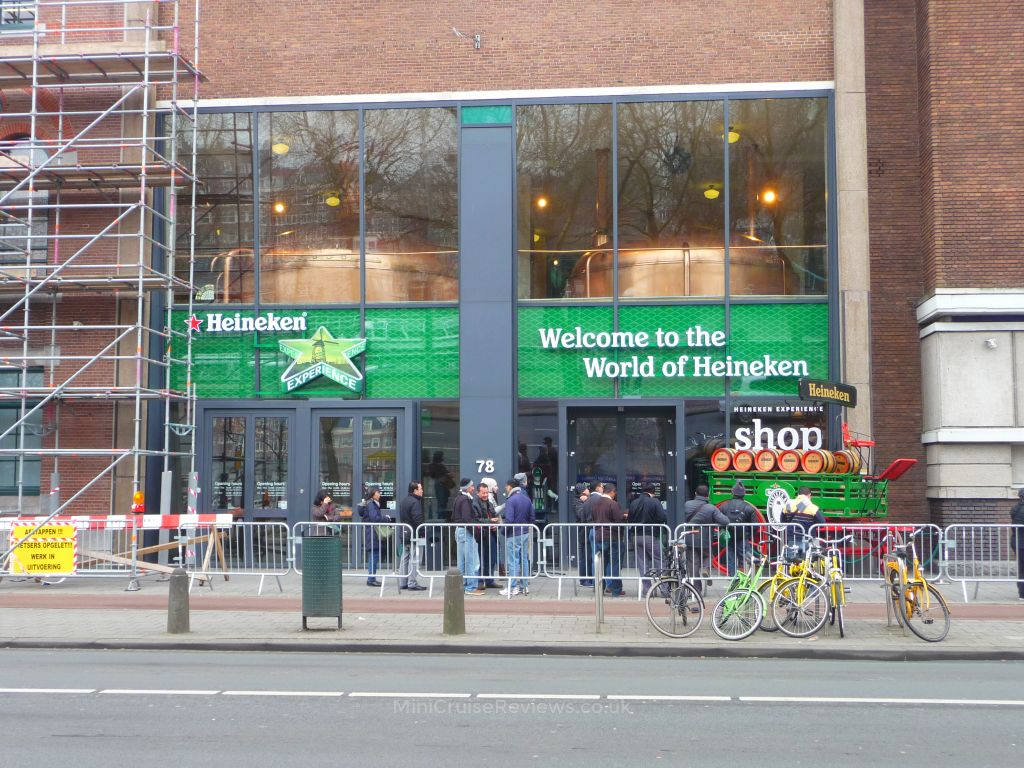Heineken Museum
