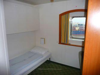 Premium Two Bed Sea View Cabin
