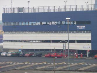 Terminal 1 Car Park at the Port of Hull