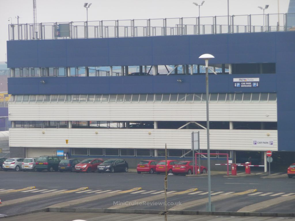 Car Parking At Hull Ferry Terminal