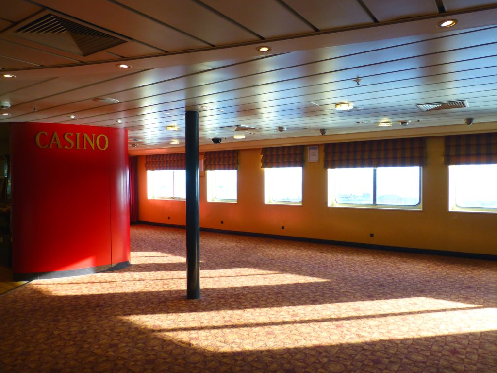The former Casino