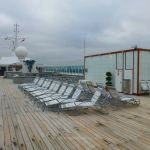 Plenty of deck chairs