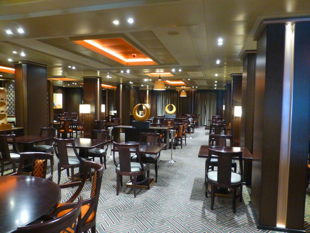 Atul Kochhar's Sindhu restaurant