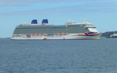Britannia in Guernsey