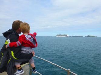 Spotting ships