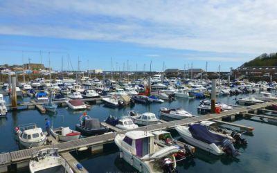 St Peter Port marina