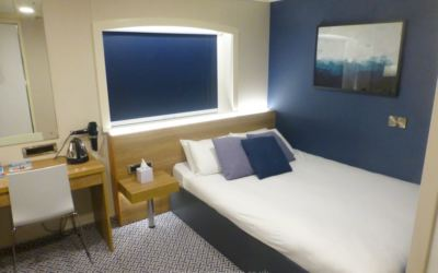Club State Room Double Bed